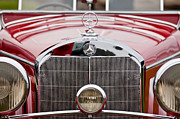 1936 Photos - 1936 Mercedes-Benz 540K Mayfair Special Roadster Grille by Jill Reger
