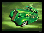 Blake Richards - 1937 Chevrolet Business...