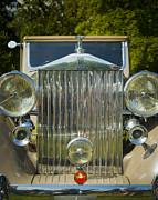 Jack R Perry - 1937 Rolls Royce Phantom II Sedanca Coupe by Barker