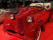Transportation Art - 1938 American Bantam Roadster - 5D19910 by Wingsdomain Art and Photography