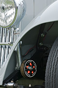 Control Photo Posters - 1939 Aston Martin 15-98 Abbey Coachworks SWB Sports Suspension Control Poster by Jill Reger