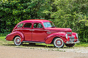 Large Format Prints - 1939 Chrysler Royal 4 Door Sedan Print by Barry Jones