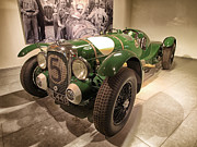 Lagonda Prints - 1939 Lagonda V12 Le Mans Print by Mountain Dreams
