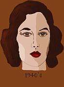 Kate Farrant - 1940 Brunette