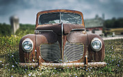 Forgotten Photos - 1940 DeSoto Deluxe by Scott Norris