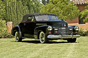 Prized Framed Prints - 1941 Cadillac Convertible Framed Print by Dave Koontz