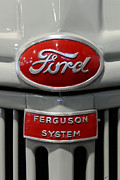 Name Prints - 1941 Ford Tractor Ferguson System Print by Paul Ward
