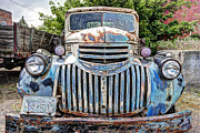 Old Trucks Photos - 1946 Chevrolet Truck by Daniel Hagerman