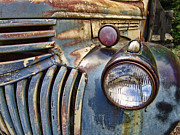 Beaters Photos - 1946 Chevy Truck by Daniel Hagerman