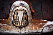 Rusted Cars Digital Art - 1946 Hudson Coupe  by Gordon Dean II