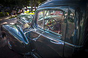 Detailed Rich Prints - 1946 Hudson Super Six Sedan  Print by Rich Franco