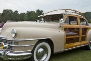 Event Pyrography - 1947 Chrysler by Jack R Perry