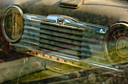 Autos Art - 1948 Chevrolet Dashboard  by Jill Reger