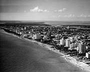 1948 Miami Beach Florida Print by Retro Images Archive