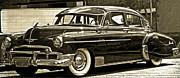 1950 Chevrolet Print by Gwyn Newcombe