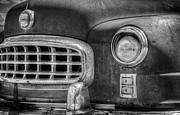 Monochrome Art - 1950 Nash Statesman by Scott Norris