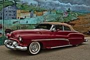 Tim McCullough - 1951 Buick Custom Convertible