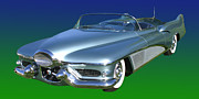 General Concept Photo Framed Prints - 1951 Buick LeSabre Concept Framed Print by Jack Pumphrey