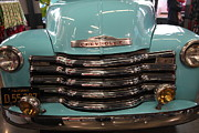 Chevy 3100 Framed Prints - 1951 Chevrolet 3100 Truck . 5D20718 Framed Print by Wingsdomain Art and Photography