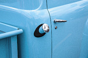 Old Trucks Photos - 1951 Ford F1 Pickup Truck  by Rich Franco