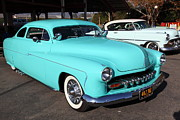 Mercury Hot Rod Photos - 1951 Ford Mercury 5D26373 by Wingsdomain Art and Photography