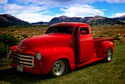 Street Rod Photos - 1951 GMC Custom Pickup Truck by Tim McCullough