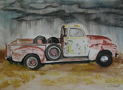 Laurie Penrod - 1951 GMC Truck with...