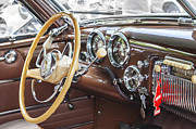 Vagabond Photos - 1951 Vagabond Interior by Rich Franco