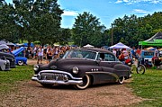1952 Buick Super Print by Tim McCullough