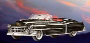 1953  Cadillac El Dorardo Convertible Print by Jack Pumphrey