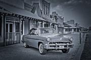 David Morefield - 1953 Mercury Monterey BW 1
