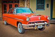 David Morefield - 1953 Mercury Monterey Front