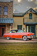 Oldies Photos - 1953 Mercury Monterey Vertical by David Morefield