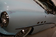 Buick Grill Photos - 1954 Buick Century Convertible by David Patterson