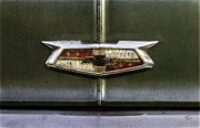 Betty Denise - 1954 Chevy Hood Emblem