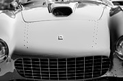 Images Of Cars Prints - 1954 Ferrari 500 Mondial Spider Series I Print by Jill Reger
