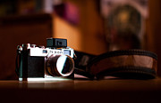 Rangefinder Photos - 1955 Nikon S2 by Aaron Aldrich