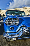 Auto Art Prints - 1956 Cadillac Eldorado  Print by Paul Ward
