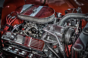 David Morefield - 1956 Chevrolet Farm Truck Engine