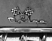 1956 Chevy 500 Series Photo 8 Print by Anna Villarreal Garbis