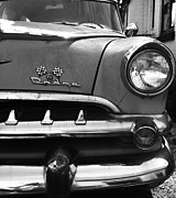 1956 Dodge 500 Series Photo 5 Print by Anna Villarreal Garbis