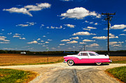 Randall Branham - 1956 Dream Ford Crown Vic