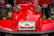 Toni Thomas - 1956 Messerschmitt