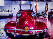Photo Captures by Jeffery - 1957 Messerschmitt KR 200