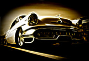 Beach Hop Prints - 1957 Oldsmobile 88 Print by Phil