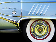 Motor Metal Prints - 1958 Buick Limited Metal Print by Tim Gainey