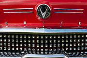 Motor Metal Prints - 1958 Buick Special Car Metal Print by Tim Gainey