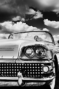 Headlamp Framed Prints - 1958 Buick Special  Framed Print by Tim Gainey