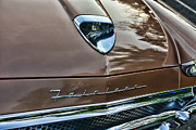 Fairlane Photos - 1958 Ford Fairlane 500 Skyliner by Paul Ward