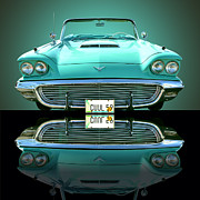 Jim Carrell - 1959 Ford T Bird